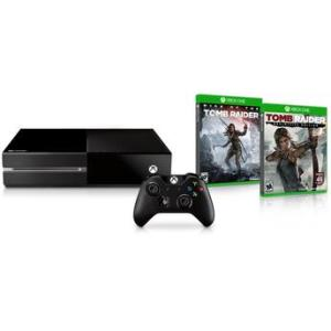 Console Xbox One 1TB + Jogo Rise of the Tomb Raider (Via Download) + Jogo Tomb Raider Definitive Edition por R$ 1399