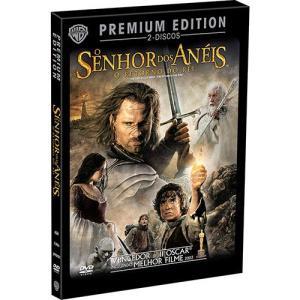 DVD - O Senhor dos Anéis - Premium Edition (Duplo) - R$3 (cada)