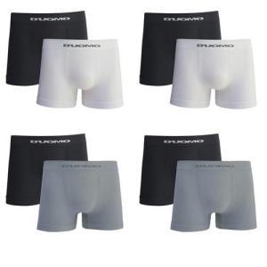 Conjunto Com 8 Cuecas Boxer De Microfibra - Duomo por R$ 100
