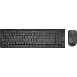 Kit Teclado e Mouse Wireless KM636 - Dell - R$114