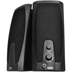 Caixa de Som Vinik VS-201 Usb com Controle de Volume 2w Rms 8 Ohms
