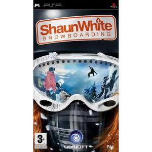Shaun White Snowboarding - PSP por R$51,88