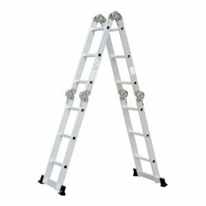 Escada Articulada 12 Degraus Carrefour - Por R$ 199,90