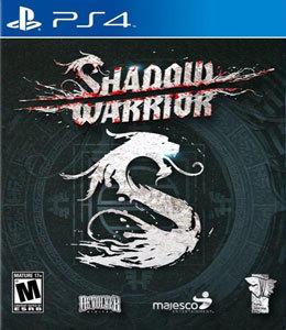 Shadow Warrior (PS4) - R$50,90