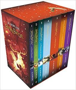 Caixa Harry Potter - Edição Premium Exclusiva Amazon - R$200