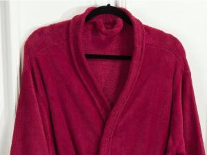 Roupão Kimono Microfibra - Tamanho G - Kacyumara - R$45