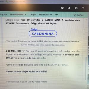 [POA] 50% cabify