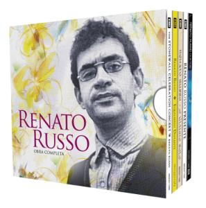 Renato Russo - Obra Completa - Box Com 5 CDs - POR R$ 40,00