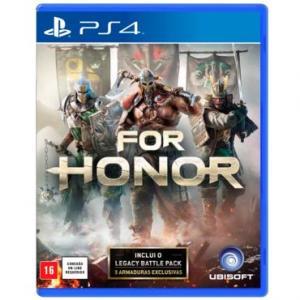 Lançamento Jogo For Honor para Playstation 4 (PS4) - Ubisoft R$130
