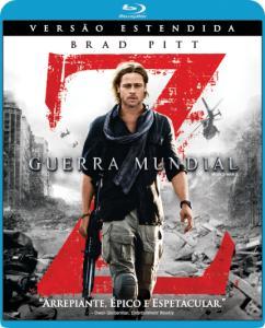 Guerra Mundial Z - Blu-Ray - R$8