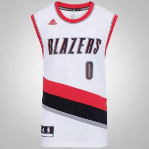 Camiseta Regata adidas NBA Portland Trail Blazers - Masculina