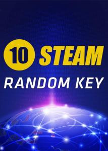 10 Suprise Keys (Steam) – R$4,75