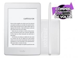 Kindle Paperwhite Branco R$219,90