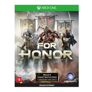 For Honor para Xbox One - Ubisoft por R$ 90