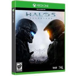 Jogo Xbox One Halo 5 Guardians Microsoft - R$ 40