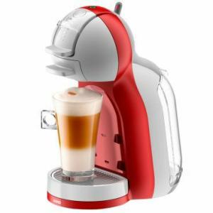 Máquina Nescafé Dolce Gusto Automática Mini Me Arno Vermelha -por R$304
