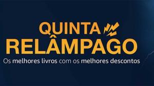 Quinta Relâmpago: até 70% OFF na Amazon
