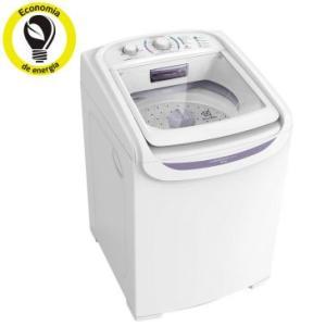 Máquina de Lavar | Lavadora de Roupa Electrolux Turbo 13Kg Branca - LTD13 por R$ 1200