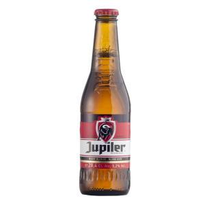Cerveja Jupiler 284ml por R$ 4