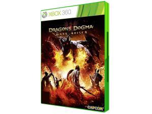 Dragons Dogma Versão Dark Arisen para Xbox 360 - Capcom - R$20,00
