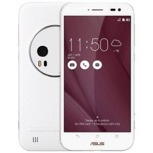 ASUS ZenFone Zoom ZX551ML 4G Phablet  -  4GB RAM 64GB   BRANCO - R$ 688