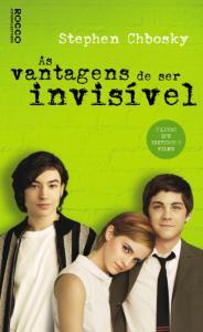 livro - As vantagens de ser invisível  - R$15