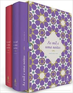 Box As Mil e Uma Noites (capa dura) - R$32,90
