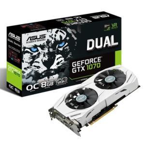 Placa de Vídeo VGA NVIDIA ASUS GEFORCE GTX 1070 (Boleto) - R$1900