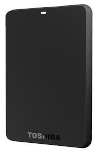 HD Externo Toshiba Canvio Basics 1TB, USB 3.0 - R$ 256