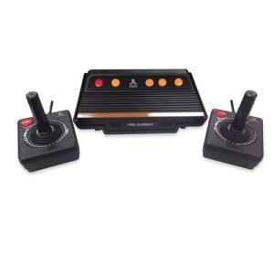 Console Atari Flashback 7 com 101 Jogos na Memória Tectoy - R$ 263