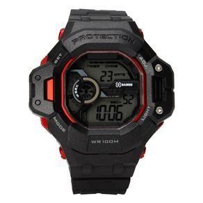 Relógio Masculino Digital X-Games com Cronógrafo Progressivo XMPPD299BXPX - Preto - R$49