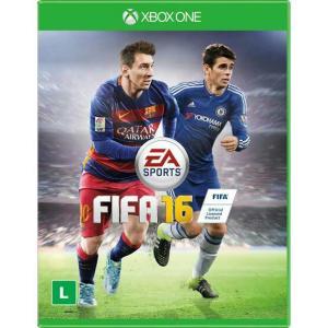 Jogo Xbox One FIFA 16 Electronic Arts por R$ 20