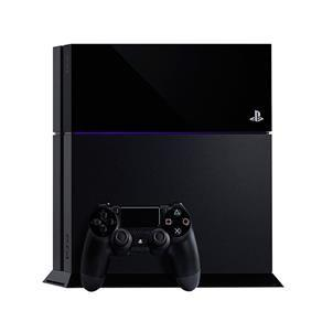 Console Playstation 4 500Gb Com Controle Sem Fio Dualshock 4 Ps4 Sony - R$1250
