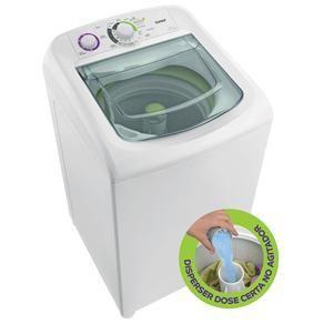 Lavadora de Roupas Consul 8 Kg CWC08ABANA Dispenser Dose Certa - Branca R$854