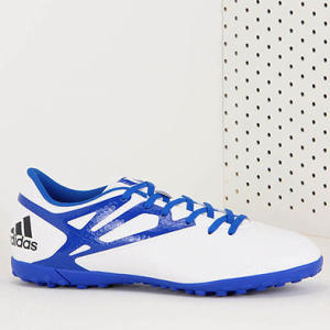 Chuteira Society Masculina Adidas Messi 15.4 TF - Branco