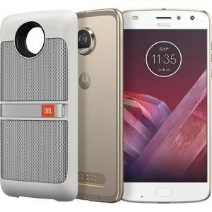 [Cartão Americanas ou Submarino] Smartphone Motorola Moto Z2 Play - Sound Edition -  Dual Chip 64GB Câmera 12MP - Ouro - R$1493