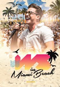 (pré venda) Wesley Safadão - Ws In Miami Beach - DVD + CD