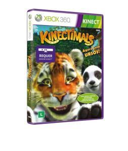 Jogo Kinectmals: Agora com Ursos para Xbox 360 Microsoft