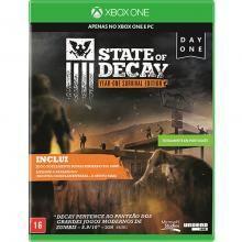 Jogo Xbox One State Of Decay - Microsoft - R$ 60