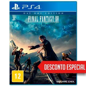 Final Fantasy XV PS4 - R$ 150