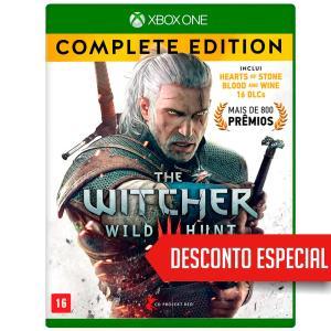 WITCHER 3: WILD HUNT - COMPLETE EDITION XONE - R$ 90