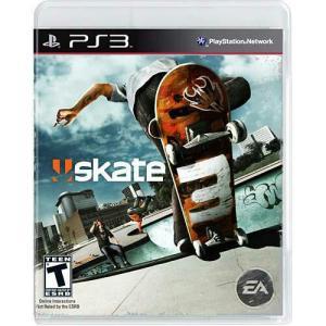 Game Skate 3 -PS3  POR R$ 29,99