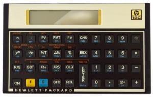Calculadora Financeira HP 12c Gold por R$ 164