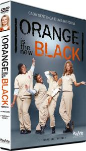 Orange Is The New Black - 1ª Temporada Vol. 2 - 2 DVDs por R$ 17