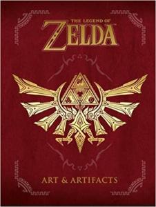 The Legend of Zelda: Art & Artifacts - R$ 92,50