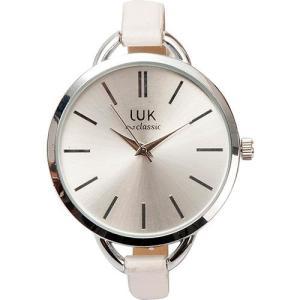 Relógio Feminino LUK Analógico Clássico GS1ELWJ5097WH - R$30