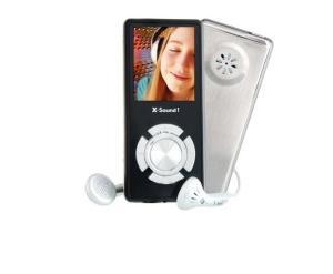 MP4 Player 1GB Slim 005 X-Sound - Preto - R$ 15