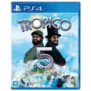 Jogo Tropico 5 (PS4) - Kalyp - R$ 30