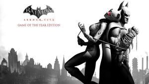 Batman Arkham City - Game of the Year Edition - R$9