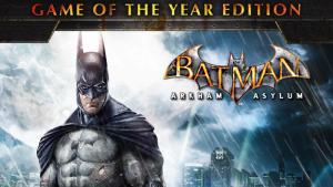 Batman Arkham Asylum GOTY - R$ 9
